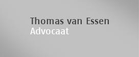 Thomas van Essen