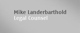 Mike Landerbarthold